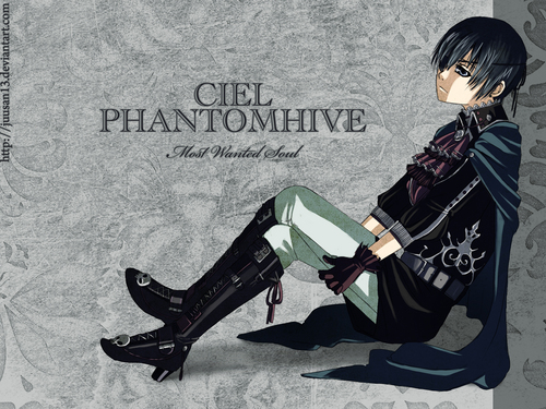 Black butler - black-butler Photo