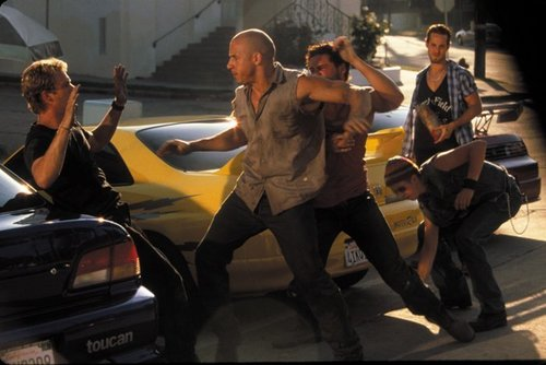 Brian, Dom, Vince, Jesse & Leon