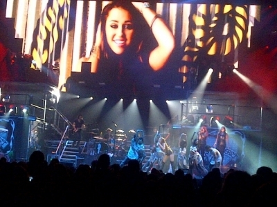 Brisbane, Australia, Brisbane Entertainment Centre [21st June]