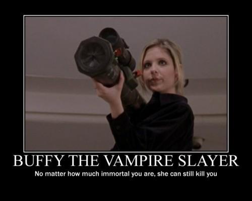 Buffy the Vampire Slayer ♥