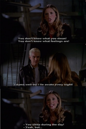 Buffy the Vampire Slayer ♥
