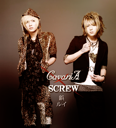 ScReW wallpaper possibly containing a well dressed person, a business suit, and a show, concerto entitled Byou & Rui
