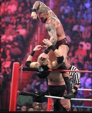 Capitol Punishment Orton vs Christian