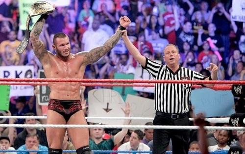 Capitol Punishment Orton vs Christian