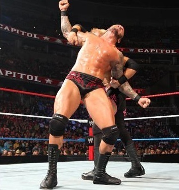 Capitol Punsihment Christian vs Orton