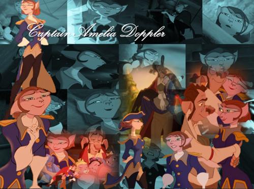 Captain Amelia wolpeyper