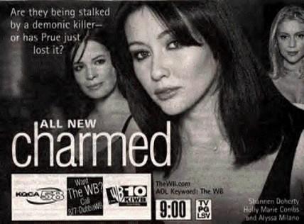 Charmed | Season 3 WB's Promos |
