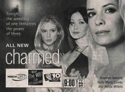 Charmed –Zauberhafte Hexen | Season 3 WB's Promos |