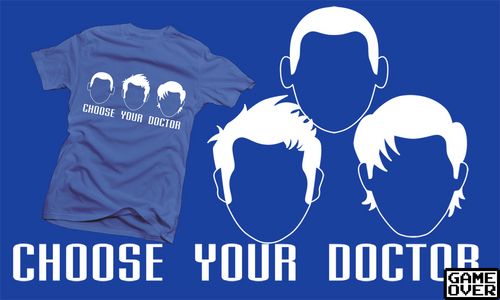 Choose your doctor camisa