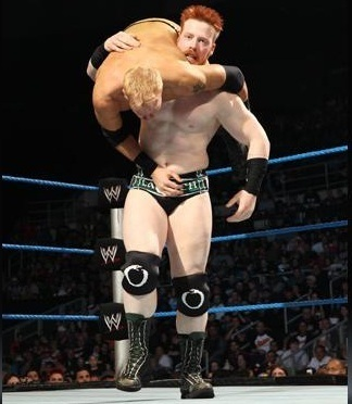Christian vs Sheamus