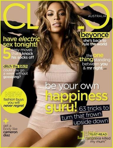 Cleo July 2011