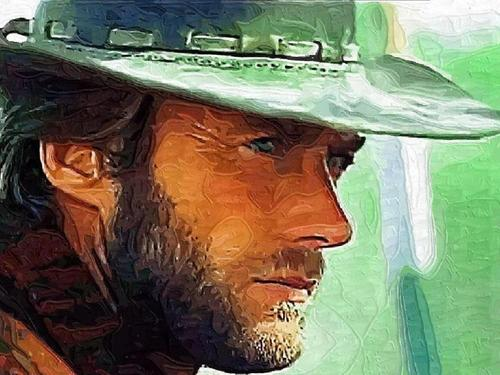 Clint Eastwood Cowboy Wallpaper: Jeϟϟi's Groupies ♠ Images Clint Eastwood