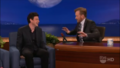 Cory Monteith on Conan 02/24/11  - cory-monteith screencap
