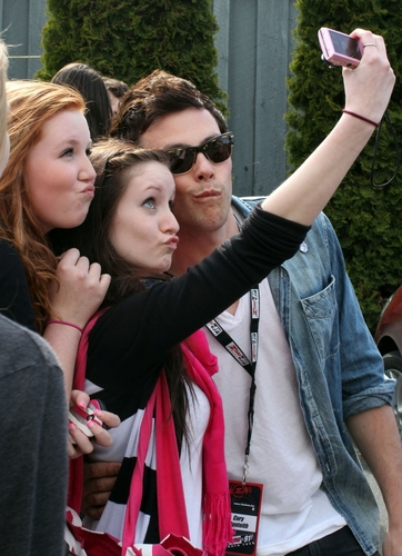 Cory Monteith out of The Zone in Victoria - May 13, 2011