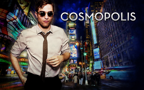 Cosmopolis karatasi la kupamba ukuta