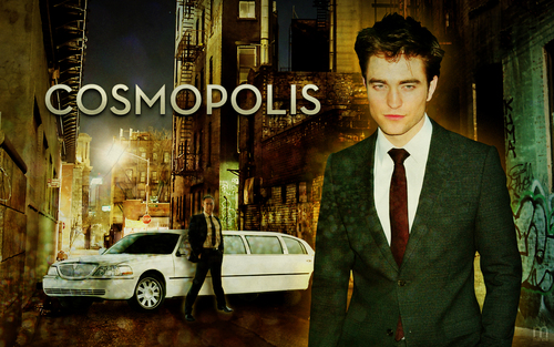 Cosmopolis fond d'écran