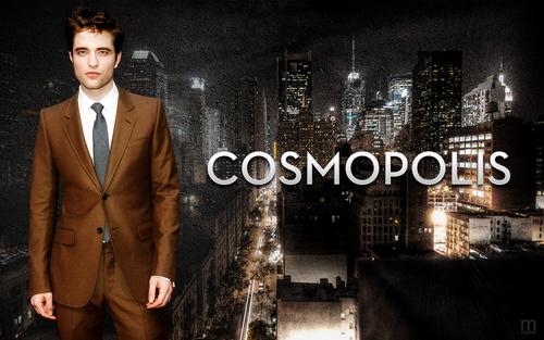 Cosmopolis 壁紙