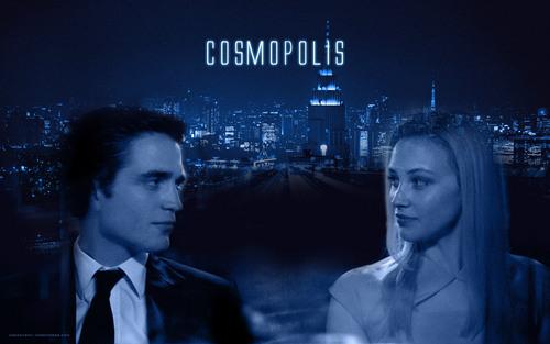 Cosmopolis Wallpaper