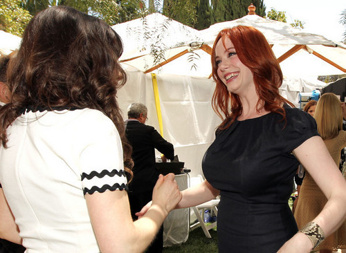 Christina Hendricks wallpaper entitled Critics' Choice Television Awards