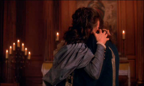 D'Artagnan & anne (Gabriel Byrne & Anne Parillaud)