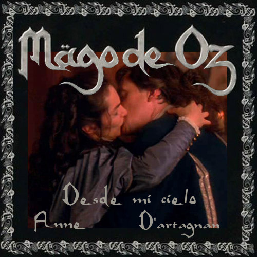 D'Artagnan & anne - desde mi cielo (MUSIC VIDEO)