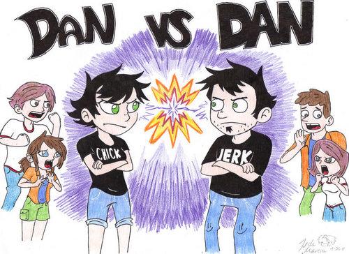 Dan VS. DAN