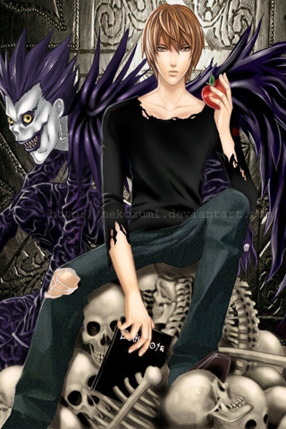 Death Note Kira/Light