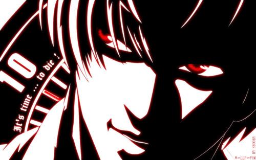 Death Note Kira/Light