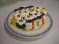 Dessert Sushi - sushi fan art
