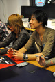 Dir en grey at Kinokuniya Bookstore Signing
