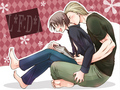 Distractions - hetalia-gerita photo