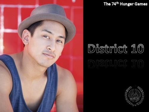 District 10 Tribute Boy