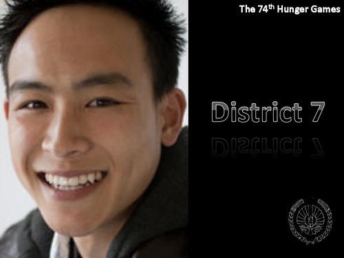 District 7 Tribute Boy