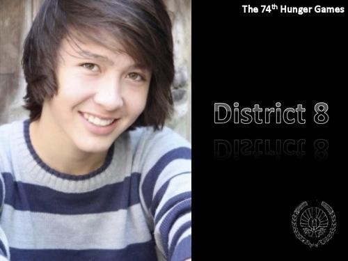 District 8 Tribute Boy