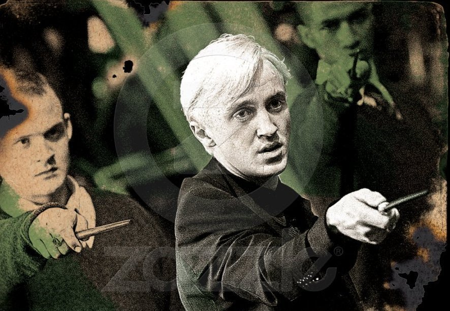 Draco Malfoy Wallpaper Deathly Hallows Malfoy Deathly Hallows