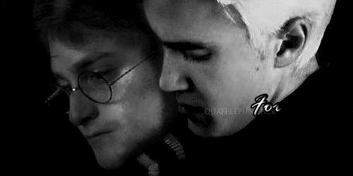 Drarry Cuddle