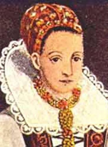 Elizabeth Bathory hình nền possibly containing a dashiki and a surcoat, áo lót titled Elisabeth Báthory