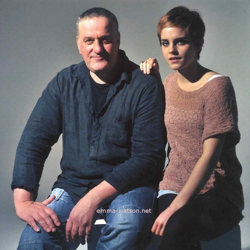 Emma Watson and Mark Demsteader