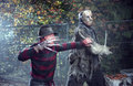 Fight in the Real World - freddy-vs-jason photo