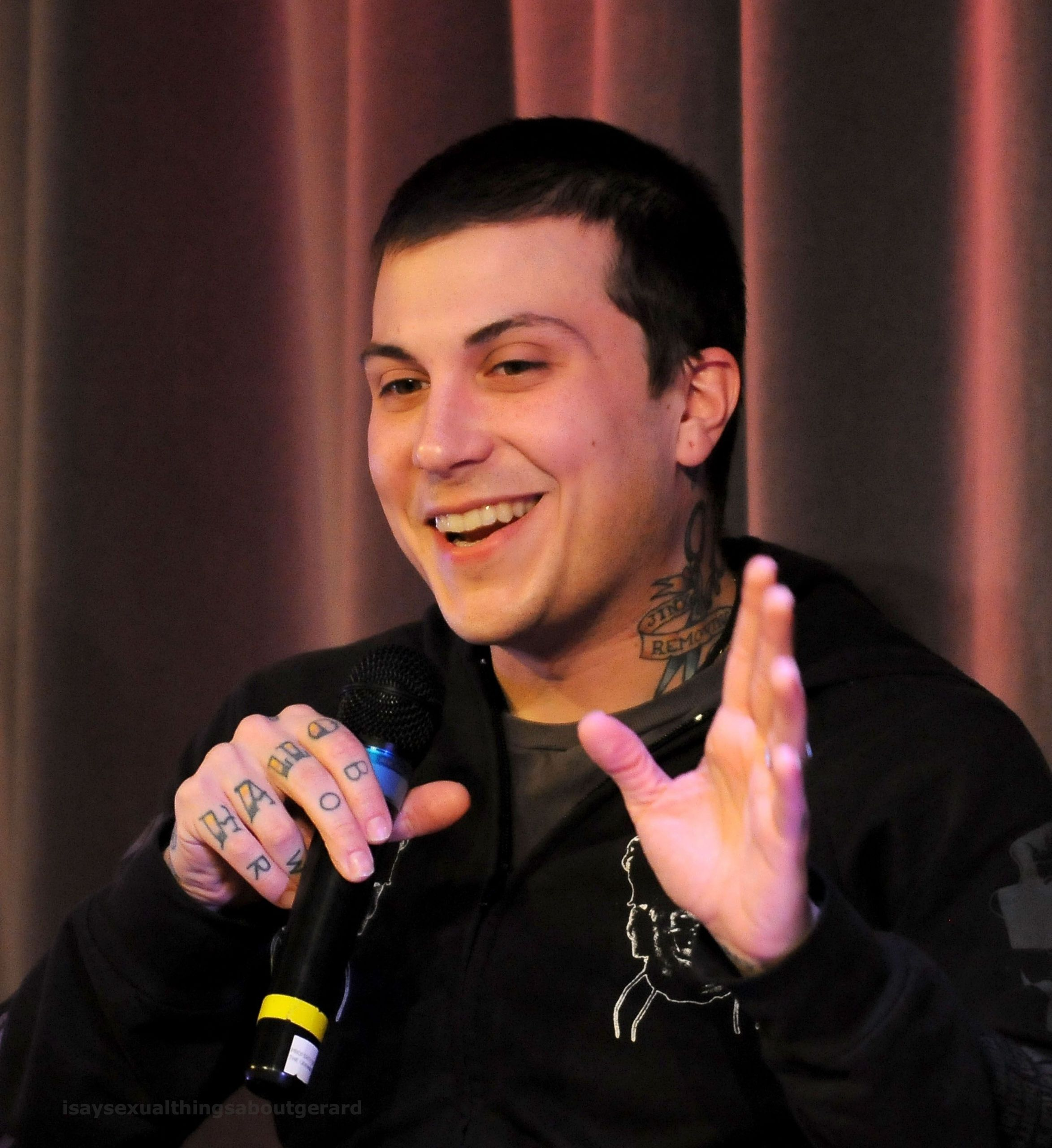 Frank Iero Images Frank Hqs Hd Wallpaper And Background