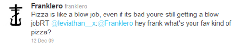 Frank Iero fond d'écran called Frank's Tweets