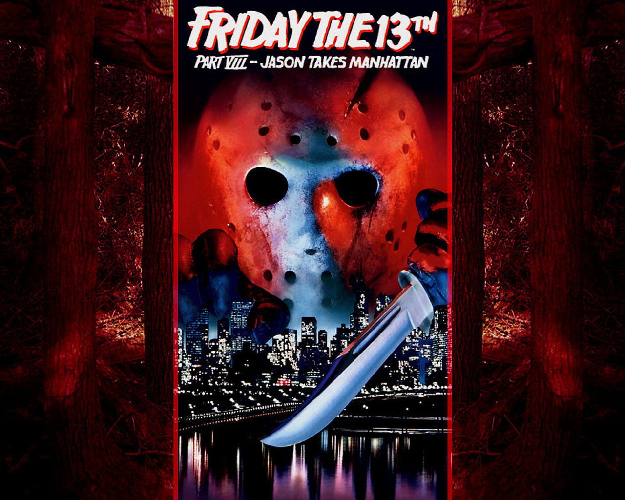 Friday The 13th Part 8 Jason Voorhees Wallpaper 23039108