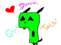 Gir loves you! - gir photo