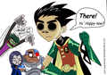 Gorillaz as Teen Titans