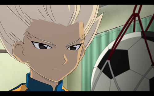 Gouenji's Passion of Fußball