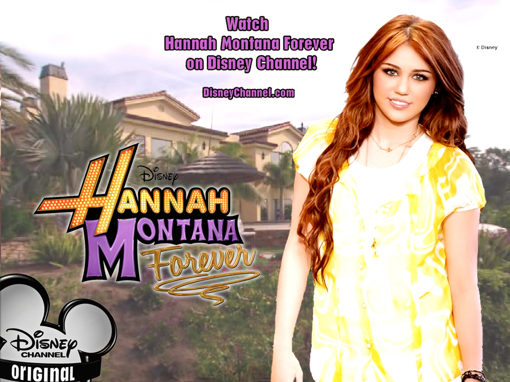 Hannah Montana Season 4 Exclusif Highly Retouched Quality wallpaper 9 by dj(DaVe)...!!! - Hannah ...