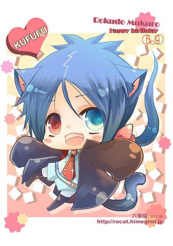Happy birthday_Mukuro Rokudo!!!