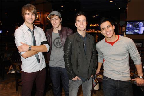 Hard Rock Café in NYC (January 2010)