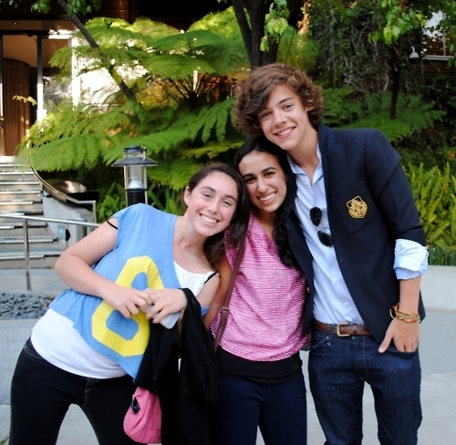 Harry Wiv অনুরাগী In LA!! (Ur Smile Makes The Whole Room Light Up & My Heart)100% Real ♥