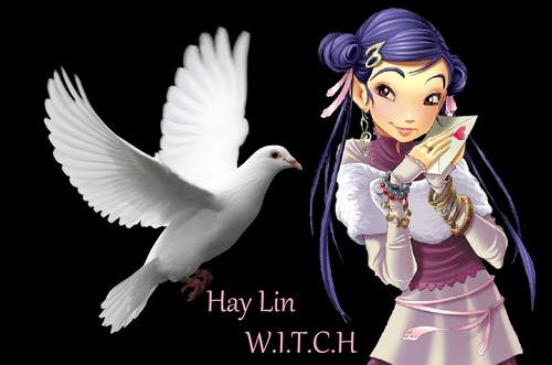 گھاس, ہے Lin's Messenger